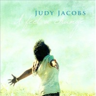 NEW Judy Jacobs - I Feel a Change CD 2011