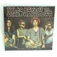 NEW Tyler Bryant & The Shakedown - Wild Child Sampler CD 2012