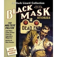 NEW Black Mask Stories 3 - The Maltese Falcon and Other Stories Audio Book (6-disc, unabridged) 9781611744644