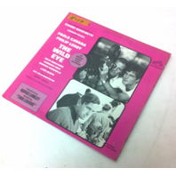 RCA Victor The Wild Eye Vinyl Record Vintage LP Movie Prop
