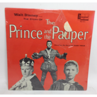 SEALED VINTAGE The Prince and the Pauper LP Walt Disney DQ-1311 Record Vinyl