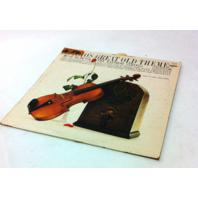 Vinyl Vintage Record Radios Greatest old Theme De Vol  LP movie  prop