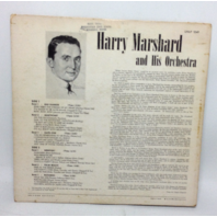 VINTAGE 1957 Harry Marshard Resort Favorites for Dancing LP Record Vinyl UNLP 1049
