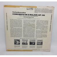 VINTAGE 1957 Tchaikovsky Violin Concerto in D Major, OP. 35 LP Record Vinyl