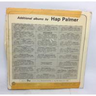 VINTAGE 1969 Folk Song Carnival Hap Palmer LP AR 524 Vinyl Record