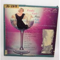 VINTAGE 1958 Frankie Carle Plays Cole Porter LP LPM-1064 Vinyl Record
