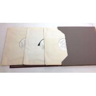 VINTAGE Arthur Rubinstein Great Performers LP Collection Vinyl Record (3 discs)