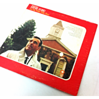 Ernie Ford  Let me walk with thee Vintage Music Record LP Movie Prop