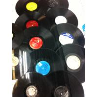 Lot of 14 MISC Vintage Vinyl Records LP Movie Prop