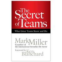 The Secret of Teams Mark Miller Unabridged Cds