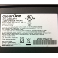 Clearone MAX  Conference Phone