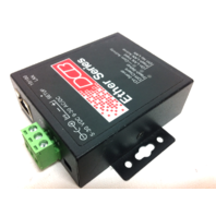 DCB SS-1R RS-232 EtherPoll Single Port Serial Server