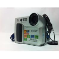 SONY MVC-FD75 FD Mavica CAMERA Quick Access FD Drive