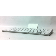 Apple Keyboard with Docking Station Model A1359 White