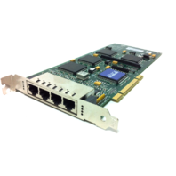 Zynx Networks ZX346Q 4 Port Network Card 10/100 Mbps