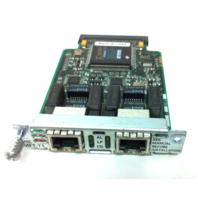 Cisco VWIC-2MFT-T1 2 PORT Module Network Voice Card
