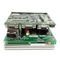 Pneumatic SMC Corporation Board Switch ADMC300BST URTAE-99018 REV 2