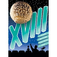 NEW Mystery Science Theater 3000 Volume XVIII SEALED MST3K
