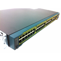 Cisco WS-C2960S-48TS-L V04 48 Port Catalyst 2960-S Series