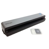 IRIScan Anywhere2 Portable Scanner and SD Card Mobile