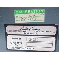 STOELTING CO. 24210 Polygraph Machine