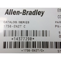 Allen-Bradley EtherNet/IP 10/100 Base T Communications Bridge