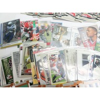 A Lot of Top Draft Picks and Prospects Football Cards dating from 2003-2005