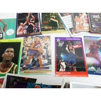 A Lot of Different Stars and Rookies Basketball Cards