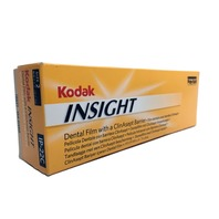 Kodak Insight Dental Film with a ClinAsept Barrier IP-22c IP-22 #2 100 Pack