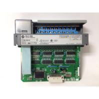 Allen Bradley SLC 500 Output Module 1746- OG16