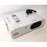Panasonic PT-FW430U LCD Projector 2849 Lamp Hours