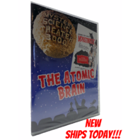 NEW: Mystery Science Theater 3000: THE ATOMIC BRAIN - DVD MST3K SEALED MOVIE