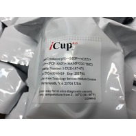 2 Pack Alere iCup AD Urine Drug Test TOXICOLOGY 8 Panel Kit MARIJUANA
