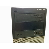 Dell Optiplex 990 Mini Tower Core i5 3.1GHz CPU 4GB RAM 250GB Win7 Pro Office 2007