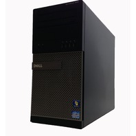 Dell Optiplex 990 Mini Tower Core i5 3.1GHz CPU 4GB RAM 250GB Win7 Pro Office 2007