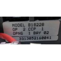 Motorola Centracom Gold Series B1822B Dispatch Console Control Center