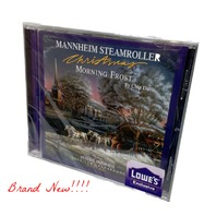 "New! MANNHEIM STEAMROLLER ""Morning Frost"" (CD 2008) Christmas ***SEALED***"