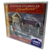 "NEW!! Mannheim Steamroller ""Winter Wonderland"" Christmas CD ***SEALED***"
