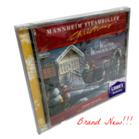 "NEW!! Mannheim Steamroller ""Winter Wonderland"" Christmas CD ***SEALED***"