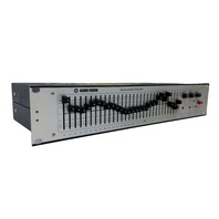 Klark-Teknik DN300 Graphic Equalizer 30-Band 1/3 Octave Single Channel