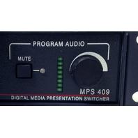 Extron MPS 409 HD Digital Media Presentation Switcher