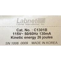 Labnet Spectrafuge C1301B Centrifuge 26 Joules