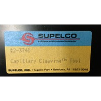 Supelco 2-3740 Capillary Cleaving Tool for Agilent HP 6890
