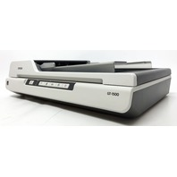 Epson WorkForce GT-1500 Document Flatbed Color Scanner J261A with Power Supply