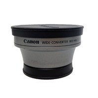 Canon Wide Converter WD-H46 0.7X Lens