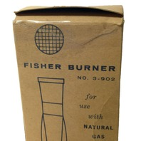 Fisher Natural Gas Burner No. 3-902