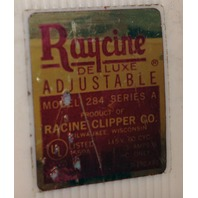 Raycine Deluxe Adjustable 284 Series A Clippers