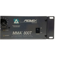 Peavey MMA 800T 8-Channel Modular Powered Mixer Pre-Amplifier