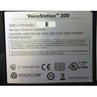 Polycom VoiceStation Full Duplex Conference Phone VS300