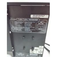 EXTRON CABLE CUBBY 600 UNIT BLACK with US AC Module
